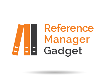 Reference Manager Gadget
