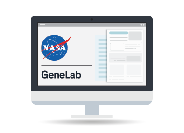 NASA GeneLab Data Finder