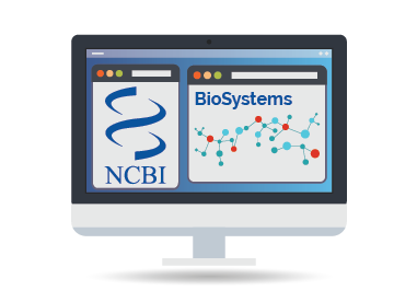 Search Biosystems in NCBI